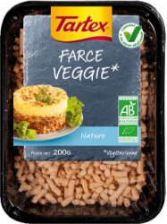 Farce veggie nature