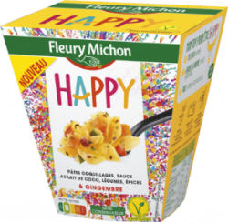 Happy Box - Fleury-Michon