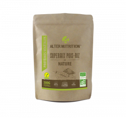 Supermix pois / riz - Alter Nutrition