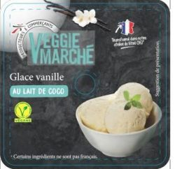 Glace vanille ADELIE