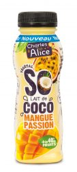 SO Lait de coco, Mangue Passion