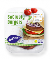 SoCrusty Burger - SoFine
