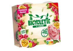 Framboise-Passion - A Bicyclette