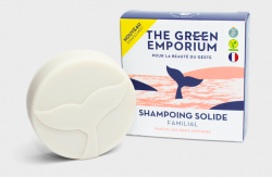 Shampoing solide – familial – aux fruits exotiques